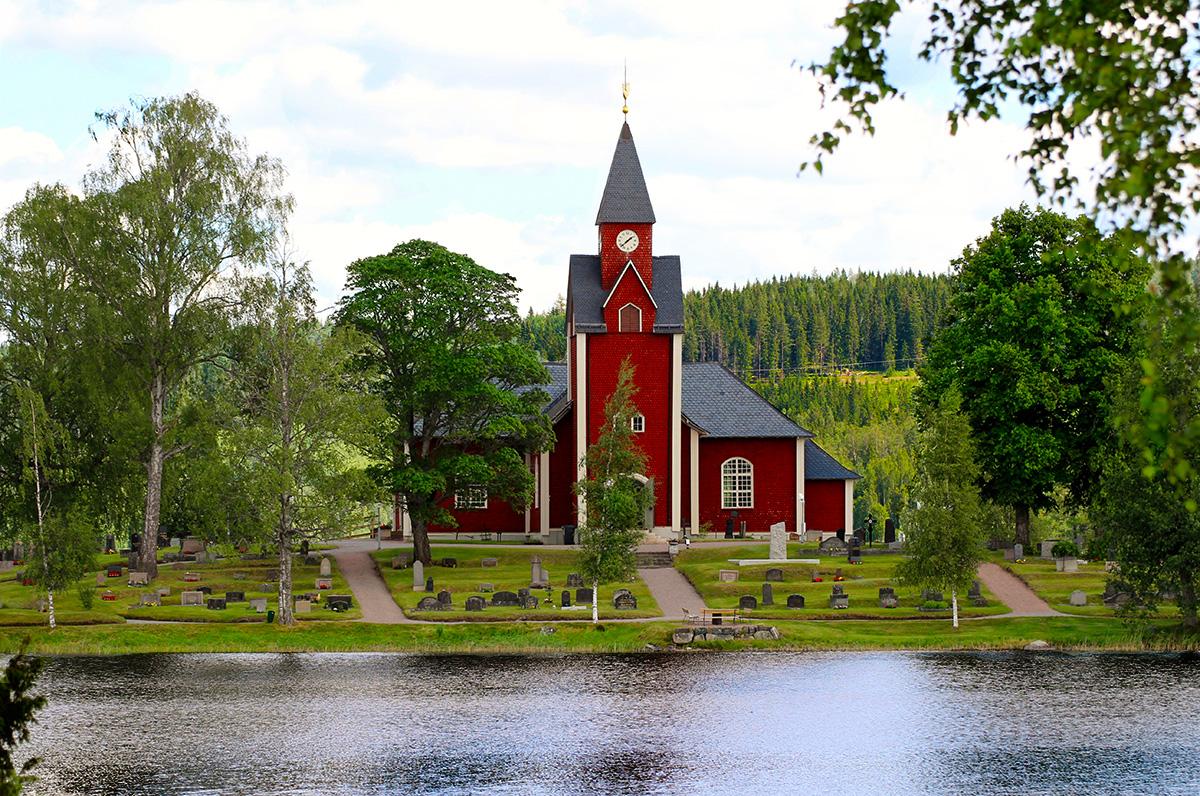 Rämmens kyrka