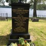 Myhrmans gravsten
